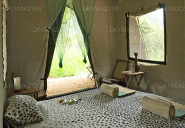 Tented Style Room