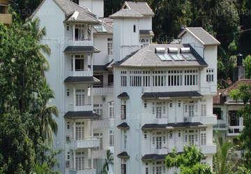 Oak Ray Serene Garden Hotel, Kandy