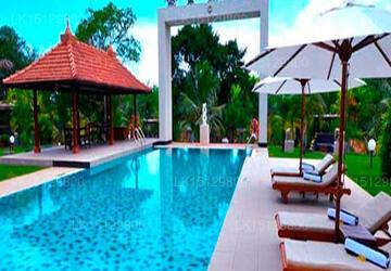 Cocoon Resort  Villas, Induruwa