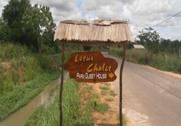 Lotus Chalets, Udawalawe