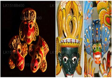 Lanka Masks, Ambalangoda