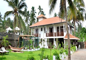 White Villa Resort, Ahungalla