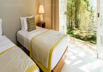 Garden Cottage Double And Twin Bedrooms