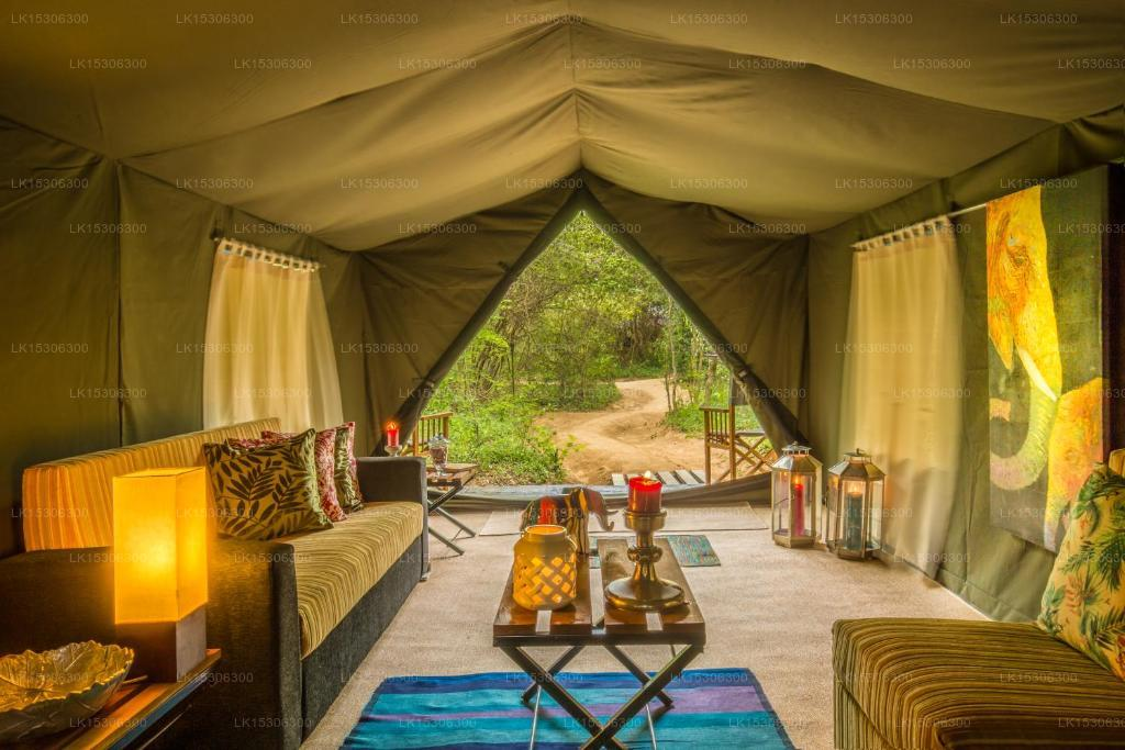 Tent On All Inclusive With Two Guided Safaris