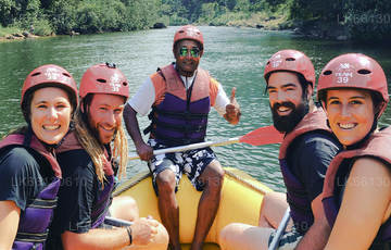 Rafting from Negombo