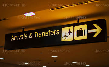 Arrival Transfers from Mattala Airport
