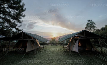 Camping from Matale