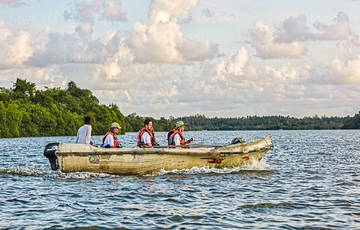 Boat Tours from Bentota