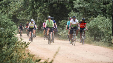 Cycling from Jaffna