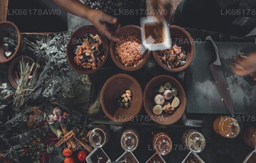 Cooking Classes from Pinnawala