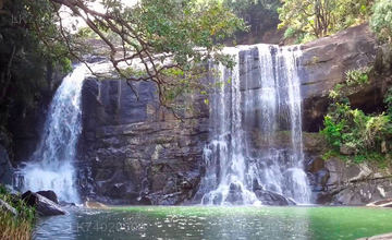 Waterfall Hunt Hiking Tour from Kandy