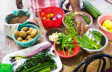 Spice Garden Visit and Cookery Demonstration from Pinnawala