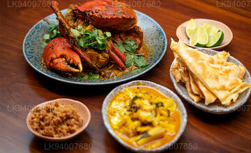 Crab Curry