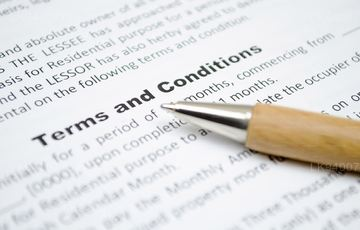 Terms and Conditions General