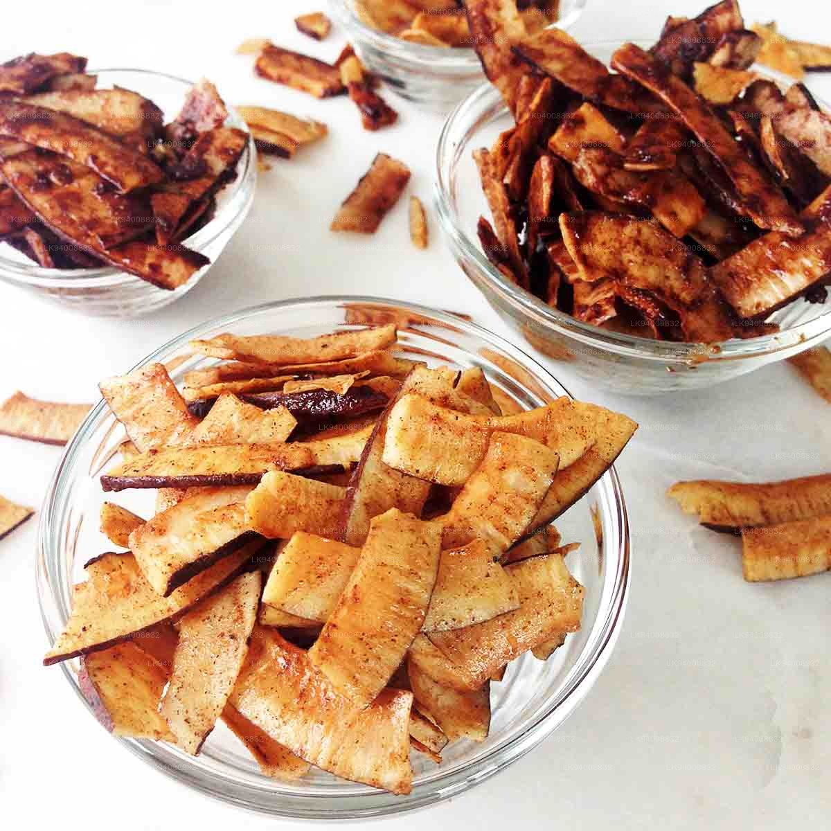 Flavored Coconut Chips