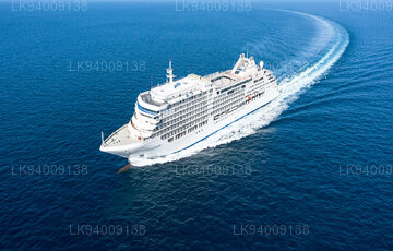 Silver Muse by Silver Sea Cruises