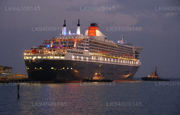 Queen Mary 2 by Cunard Line