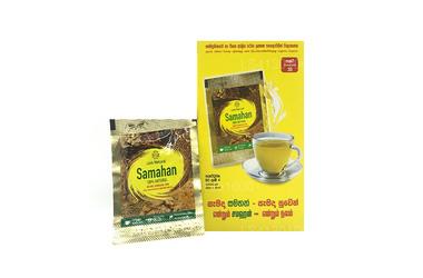 Link Samahan Herbal Drink
