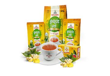 Ginger Flavoured Black Tea